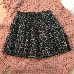 GAP Drawstring Skirt